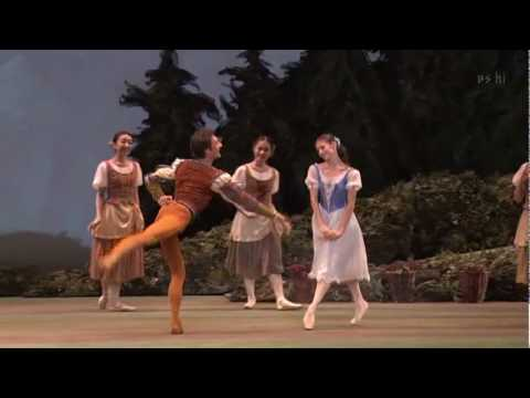 Download Giselle: Alina Cojocaru, Manuel Legris PDD act 1