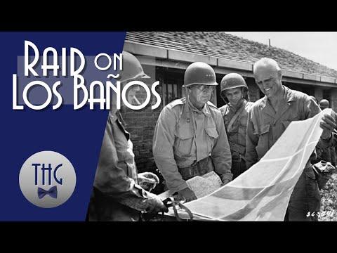 Raid on Los Baños