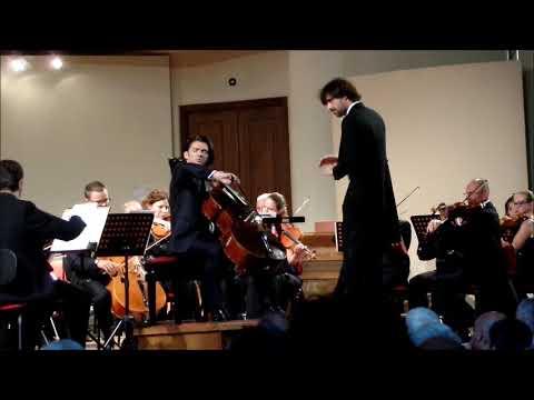 MITO 2017 conservatorio bis durante il concerto del violoncellista