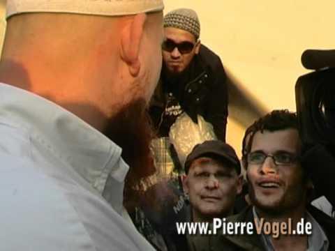 Interview mit Pierre Vogel abu Hamzah (Salahudeen Ayyubi) in Hamburg!