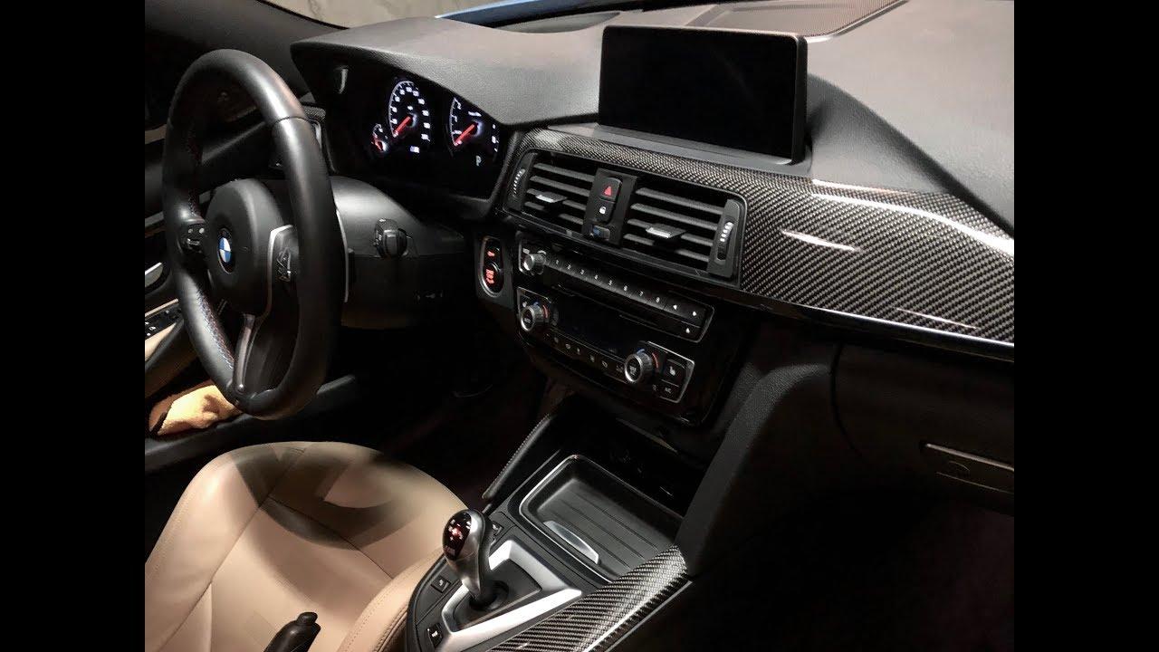Bmw M3 Oem M Performance Carbon Fiber Interior Trim Diy Install