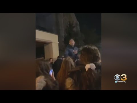 Penn-State-Students-Hold-Vigil-After-Closure-Of-Taco-Bell