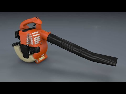 How It Works: Leaf Blower