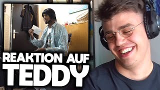 Papaplatte reagiert auf TEDDY COMEDY 😂🔥 | Papaplatte Highlights