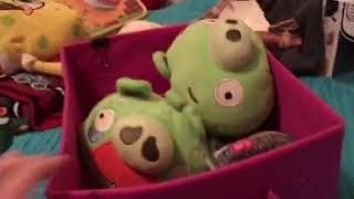 Angry Birds Plush Toons S1 Episode10 - Off Duty