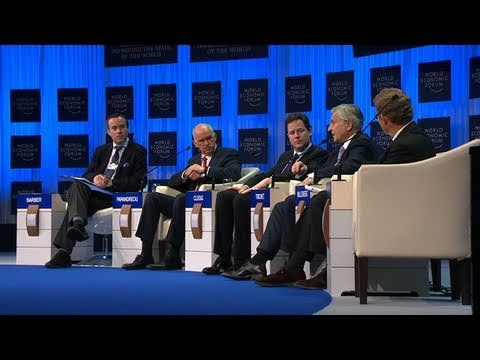 Davos Annual Meeting 2011 - Europe: Back to the Drawing Board?