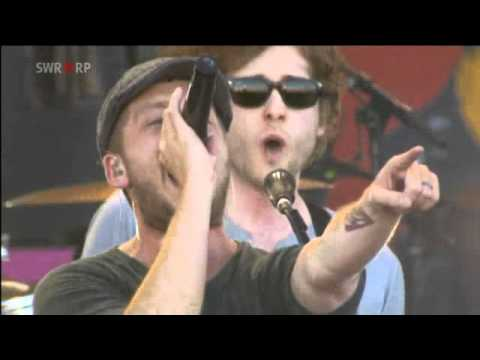ONE REPUBLIC - Marching On @ Rock Am Ring 2010