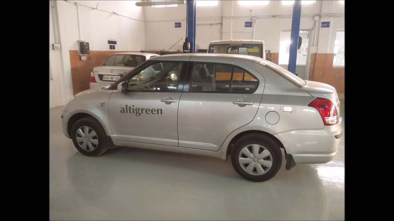 Installation Of Altigreen S Hybrid Electric Retrofit Kit