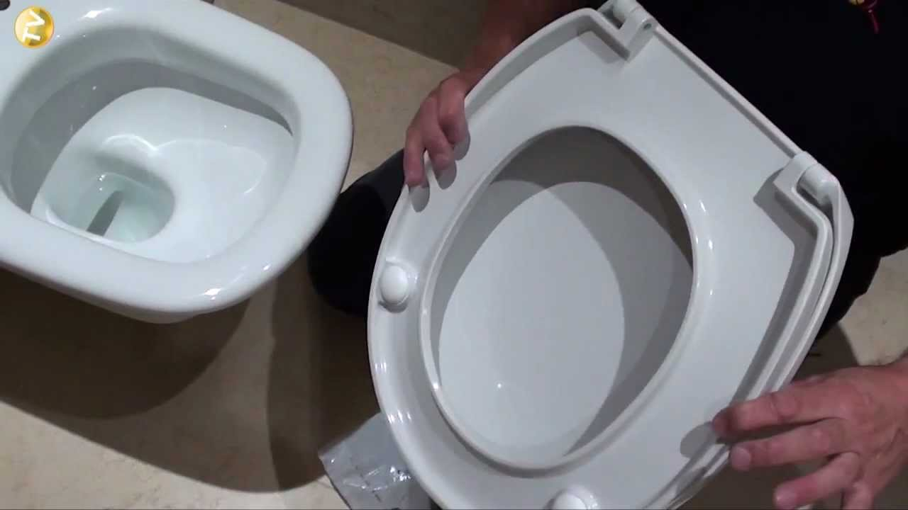 Tommy s Trade Secrets How To Change A Toilet Seat YouTube