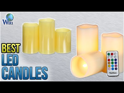 10 Best LED Candles 2018