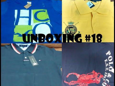 Ralph LaurenAliexpressjrImports E E Unboxing184 CamisetashollisterTommy CamisetashollisterTommy Unboxing184 L54Ajq3R
