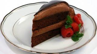 Anna Olson&#39s Chocolate Mousse Cake  CBC Life