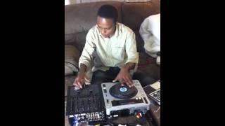 DJ MISTA TRIXX CAUGHT UNAWARES!!!! (RAW)