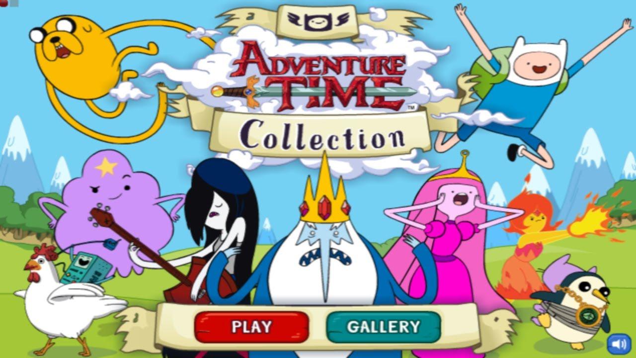 Cartoon Network Games: Adventure Time - Adventure Time ...