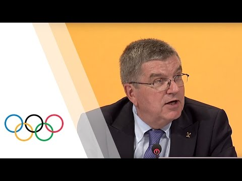 129th IOC Session - Organising Committees of the Olympic Games reports Part 2