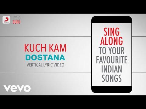 Kuch Kam - Dostana|Official Bollywood Lyrics|Shaan|Vishal & Shekhar Mp3