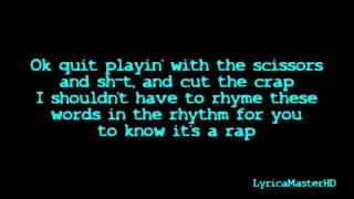 eminem not afraid official lyrics on screenhq hd