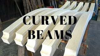Making curved beams