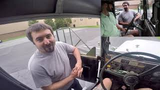How to Start and Drive a Deuce and a Half M35A2