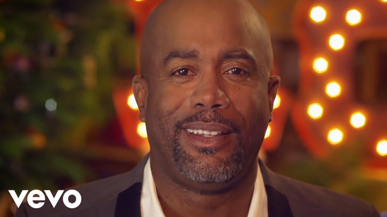 Darius Rucker - What God Wants For Christmas - YouTube