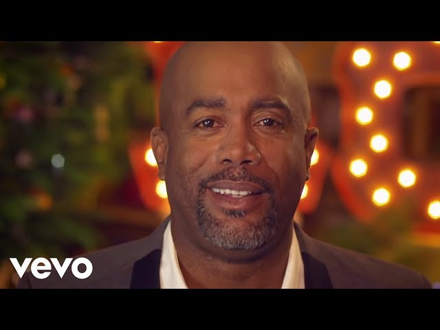 The official website darius rucker what god wants for christmas music video m4hsunfo
