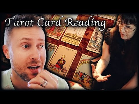 I Went To A PSYCHIC...TAROT CARD READING