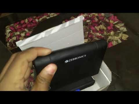 #zebronics Induction Speaker Amplify || Best Quality ||