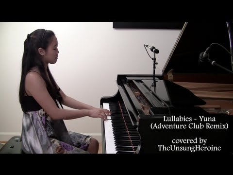 Lullabies  YunaAdventure Club Remix Piano