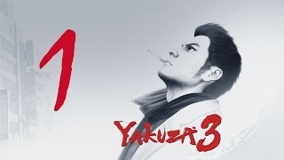 Yakuza 3 - Extra Hard New Game Walkthrough With That Crazy Commentary Son! Part 1