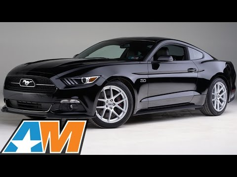2015 Mustang GT Wheels & Suspension Review & Install