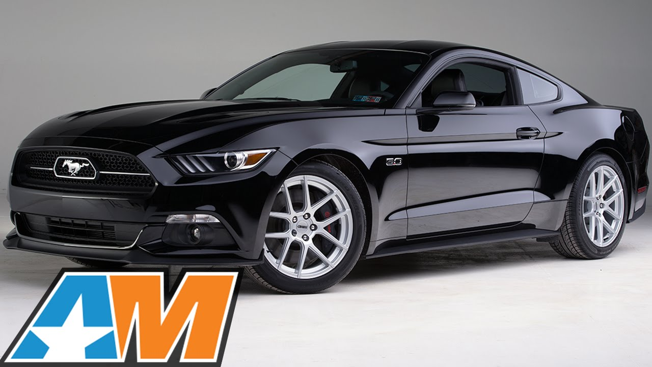 2015 Mustang Gt Wheels Suspension Review Install Youtube