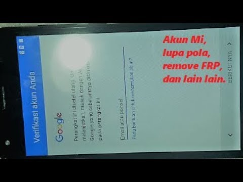 Remove Frp Di Android Chipset Spreadtrum Tested Mito A19 Youtube
