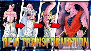 NEW Transforming Majin Buu *LEAKED* coming to dokkan! | Dragon Ball Z Dokkan Battle