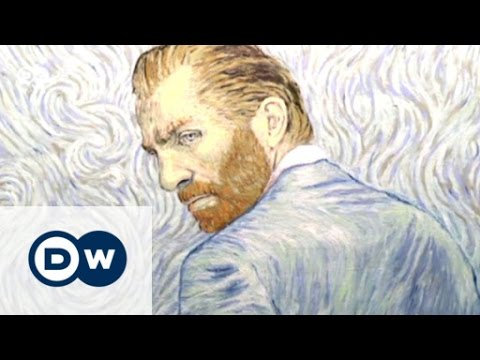 """Painted Animation: """"Loving Vincent"""" 
