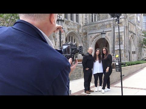 A Boston College Minute: Photo shop