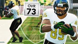 Doubtful Player Has Huge Game! | NCAA 14 Teambuilder Dynasty Ep. 62