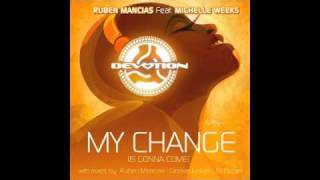 My Change (Is Gonna Come) - available at TRAXSOURCE.COM/DEVOTION
