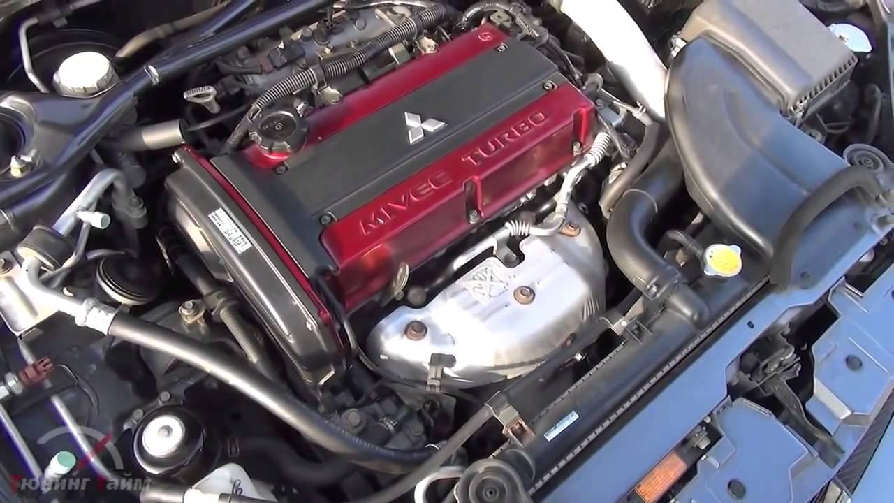 Установка защиты мотодор на автомобиль Mitsubishi Lanсer - YouTube