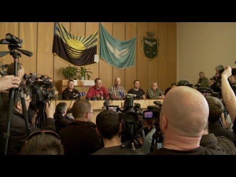 Pro-Russians detain European observers in Ukraine
