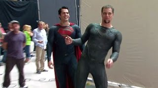 vuclip Kal-El vs Zod 'Man of Steel' Featurette [+Subtitles]