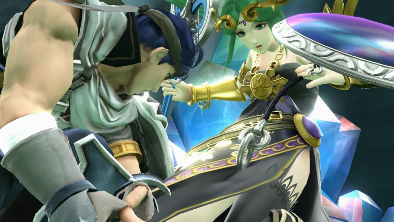 Palutena X Lucina Related Keywords & Suggestions ...