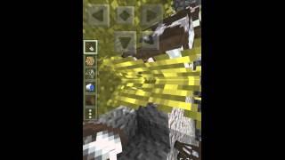 Huge Village Seed in Minecraft pocket