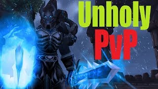 8.1 Unholy DK PvP - Double DPS Rated Arena - Retribution Paladin / Death Knight 2v2