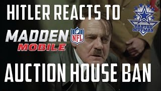 Hitler Reacts to the Auction House Being Down (FUNNY Madden Mobile)