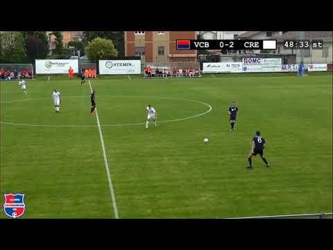 Virtus Ciserano Bergamo-Crema 0-2, 14° giornata di ritorno Serie D girone B 2020-2021