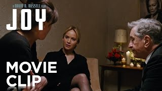 "JOY | ""Never Speak On My Behalf"" Clip [HD] 