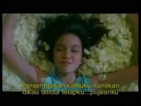 Melly Goeslow feat Jimmo  - Pujaanku (Karaoke + Lyric)