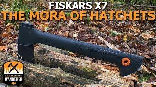 Fiskars X7 The Mora of Hatchets
