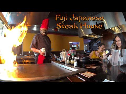 Fine Asian Cuisine at Fuji Japanese Steakhouse