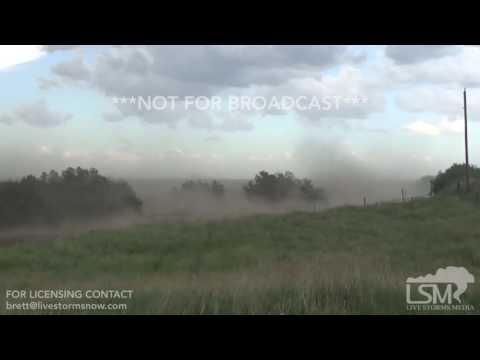 06-13-2017 Central Nebraska Storm Structure